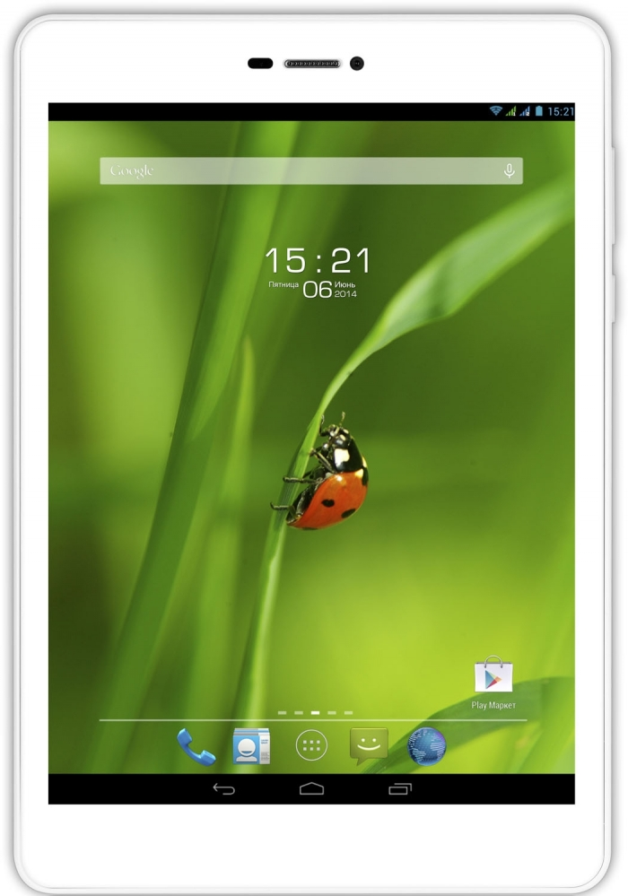 Планшет Flylife Connect 7.85 3G 2 white